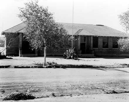 "The first ""colored school"""