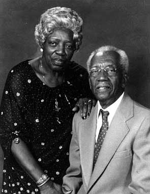 Hosea and Blanche Johnson