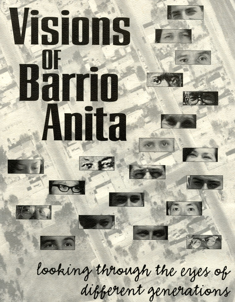 Visions of Barrio Anita Front Cover