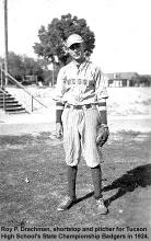 Roy Drachman, Tucson High, Shortstop